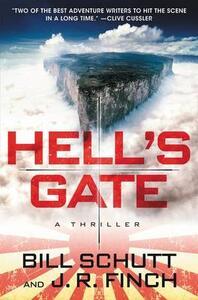 Hell's Gate: A Thriller - Bill Schutt - cover
