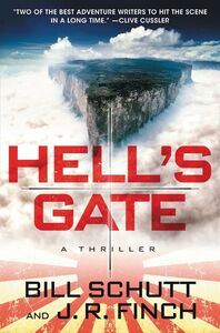Foto Cover di Hell's Gate, Ebook inglese di J. R. Finch,Bill Schutt, edito da HarperCollins