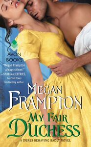 Ebook in inglese My Fair Duchess Frampton, Megan