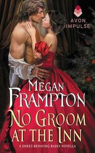 No Groom at the Inn - Megan Frampton - cover