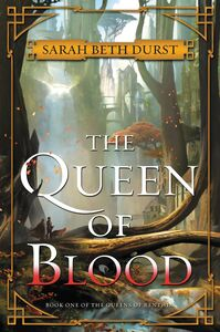 Ebook in inglese The Queen of Blood Durst, Sarah Beth