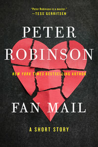 Foto Cover di Fan Mail, Ebook inglese di Peter Robinson, edito da HarperCollins