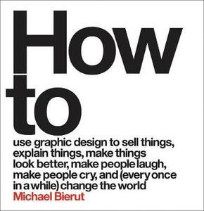 How to - Michael Bierut - cover