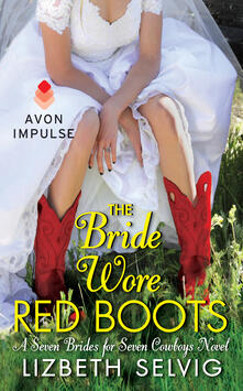 Bride Wore Red Boots