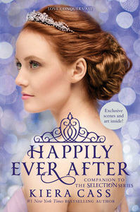 Ebook in inglese Happily Ever After Cass, Kiera