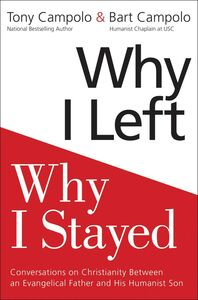 Ebook in inglese Why I Left, Why I Stayed Campolo, Bart , Campolo, Tony