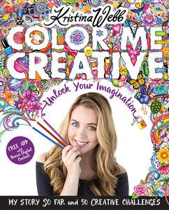 Foto Cover di Color Me Creative, Ebook inglese di Kristina Webb, edito da HarperCollins