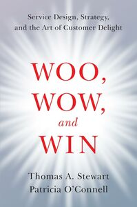 Ebook in inglese Woo, Wow, and Win O'Connell, Patricia , Stewart, Thomas A.