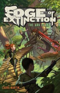 Foto Cover di The Ark Plan, Ebook inglese di Laura Martin,Eric Deschamps, edito da HarperCollins