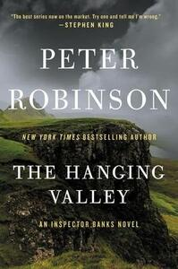 The Hanging Valley: An Inspector Banks Novel - Peter Robinson - cover
