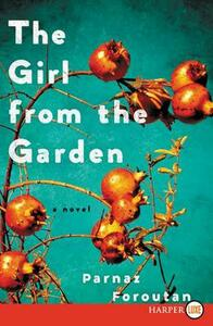 The Girl from the Garden - Parnaz Foroutan - cover