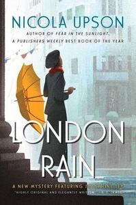 London Rain - Nicola Upson - cover