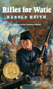Foto Cover di Rifles for Watie, Ebook inglese di Harold Keith, edito da HarperCollins