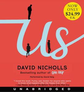 Us - David Nicholls - cover