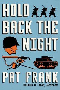 Foto Cover di Hold Back the Night, Ebook inglese di Pat Frank, edito da HarperCollins