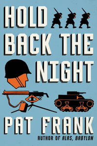 Ebook in inglese Hold Back the Night Frank, Pat