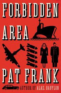 Ebook in inglese Forbidden Area Frank, Pat