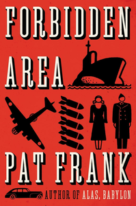 Ebook in inglese Forbidden Area Frank, Pat