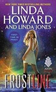 Frost Line - Linda Howard,Linda Jones - cover