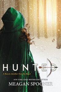 Foto Cover di Hunted, Ebook inglese di Meagan Spooner, edito da HarperCollins