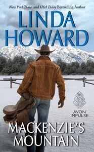 Foto Cover di Mackenzie's Mountain, Ebook inglese di Linda Howard, edito da HarperCollins