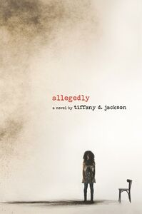 Ebook in inglese Allegedly Jackson, Tiffany D.