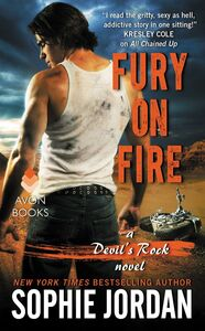 Ebook in inglese Fury on Fire Jordan, Sophie