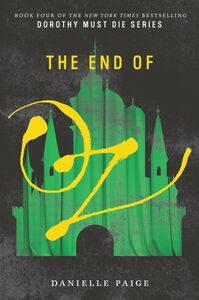 Ebook in inglese The End of Oz Paige, Danielle