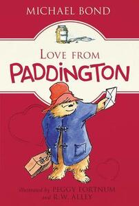 Love from Paddington - Michael Bond - cover