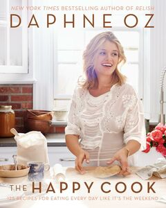Ebook in inglese The Happy Cook Oz, Daphne