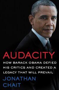 Foto Cover di Audacity, Ebook inglese di Jonathan Chait, edito da HarperCollins