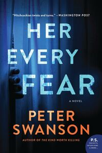 Ebook in inglese Her Every Fear Swanson, Peter