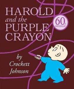 Harold and the Purple Crayon - Crockett Johnson - cover