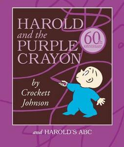 Harold and the Purple Crayon Set: Harold and the Purple Crayon and Harold's ABC - Crockett Johnson - cover