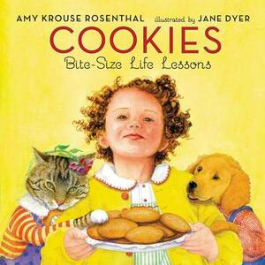 Cookies: Bite-Size Life Lessons - Amy Krouse Rosenthal - cover