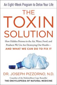 Ebook in inglese The Toxin Solution Pizzorno, Joseph