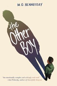 Ebook in inglese The Other Boy Hennessey, M. G.