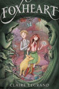Ebook in inglese Foxheart Legrand, Claire