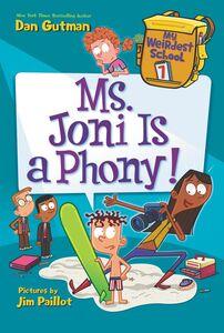 Ebook in inglese Ms. Joni Is a Phony! Gutman, Dan