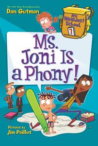 Ebook in inglese Ms. Joni Is a Phony! Gutman, Dan