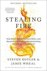 Foto Cover di Stealing Fire, Ebook inglese di Steven Kotler,Jamie Wheal, edito da HarperCollins