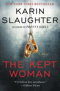 Ebook in inglese The Kept Woman Slaughter, Karin