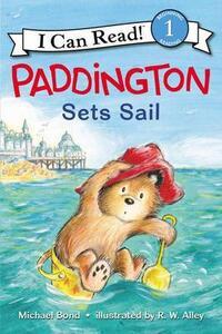 Paddington Sets Sail - Michael Bond - cover