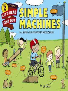Ebook in inglese Simple Machines Ward, D. J.