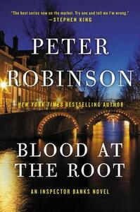Blood at the Root - Peter Robinson - cover