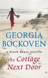 The Cottage Next Door: A Beach House Novella - Georgia Bockoven - cover