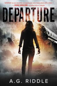 Foto Cover di Departure, Ebook inglese di A. G. Riddle, edito da HarperCollins