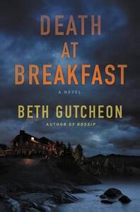 Death at Breakfast - Beth Gutcheon - cover