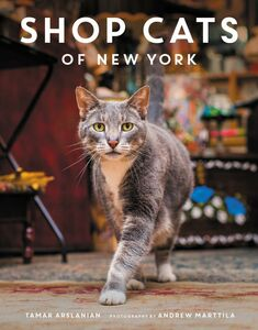 Ebook in inglese Shop Cats of New York Arslanian, Tamar