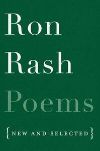 Poems: New and Selected - Ron Rash - cover